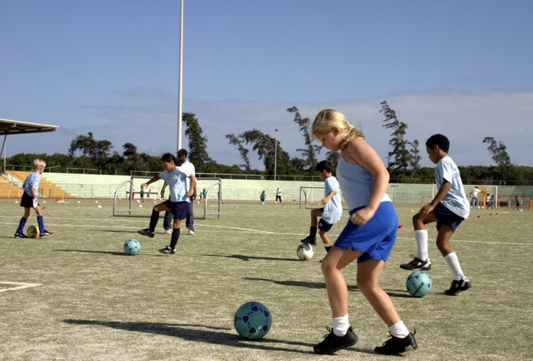 Sports as a driver for personal, physical and social development