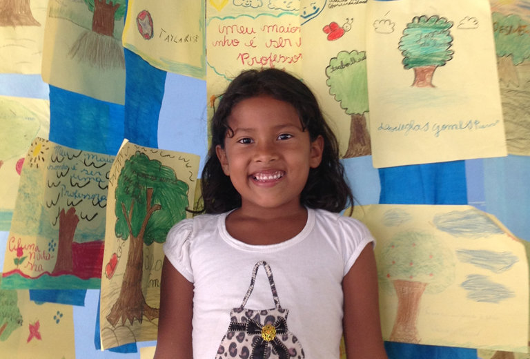CEAPS offers activities to complement schooling in Amazonas