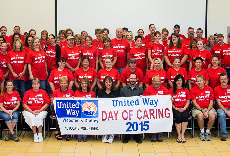 United Way of Webster and Dudley: atención integral a más de 7.000 personas