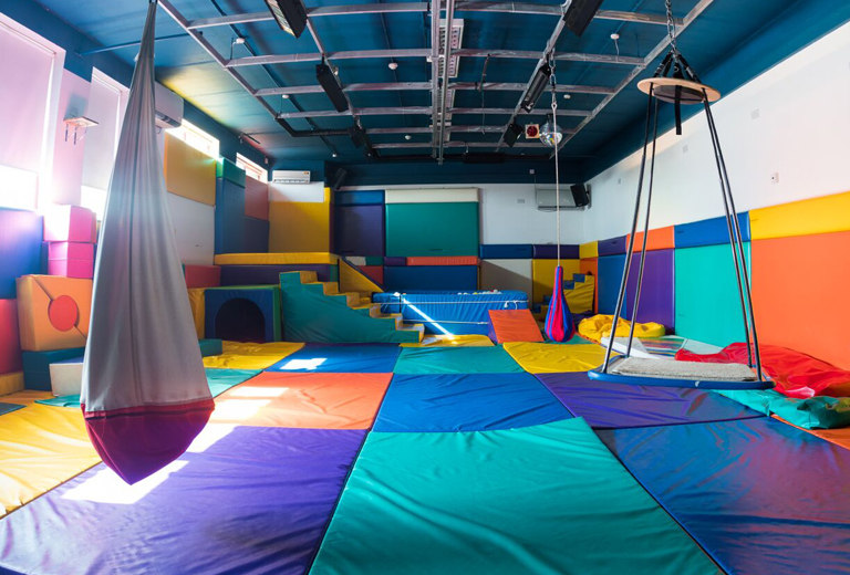 Inspire creates multi-sensory spaces for children with learning problems in Malta
