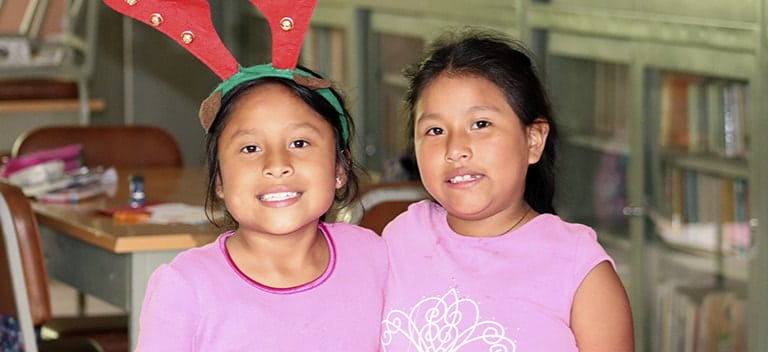 The Casa Hogar Nazareth, part of the Fundación Espro, welcomes 15 vulnerable and adolescent girls