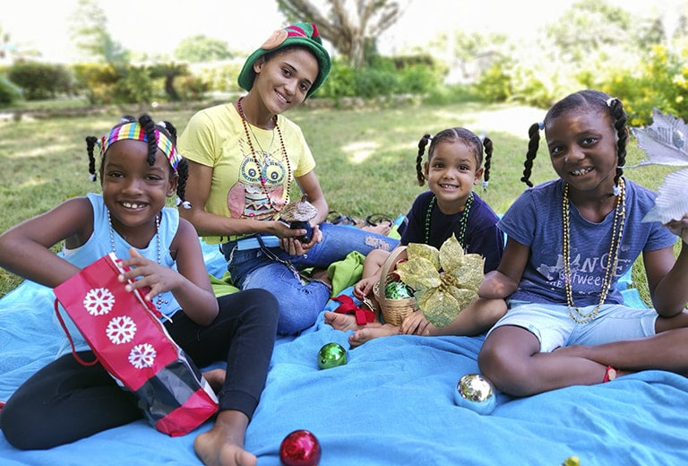The Nuestros Pequeños Hermanos Foundation (NPH) offers opportunities to children and young people in the Dominican Republic