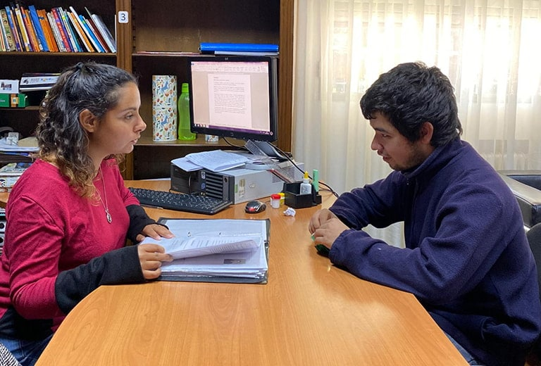 Improving the employability of young people with intellectual disabilities in Montevideo