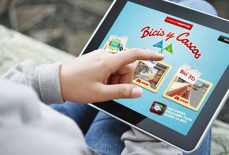 App Bicis y Cascos