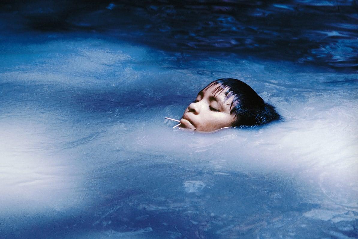 Susi Korihana thëri nadando, Catrimani, Roraima, 1972-1974
