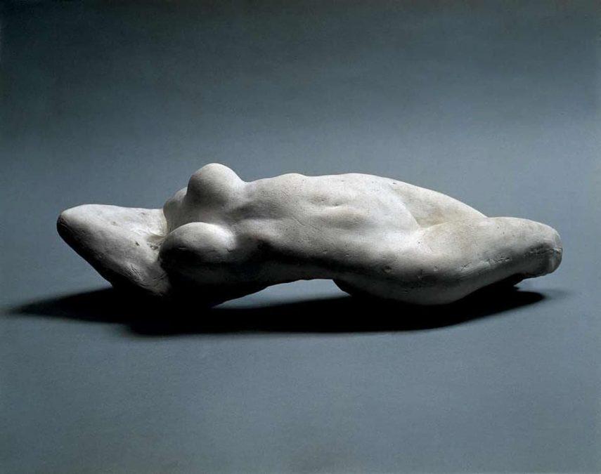 Rodin, el cuerpo desnudo