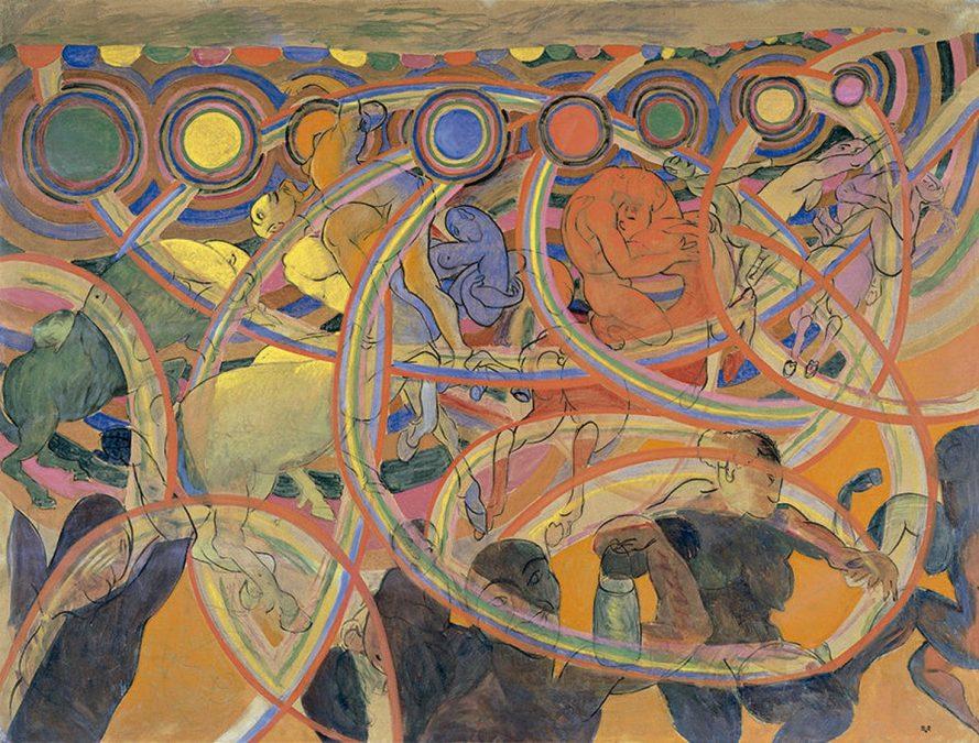 La danza de los colores. En torno a Nijinsky y la abstracción