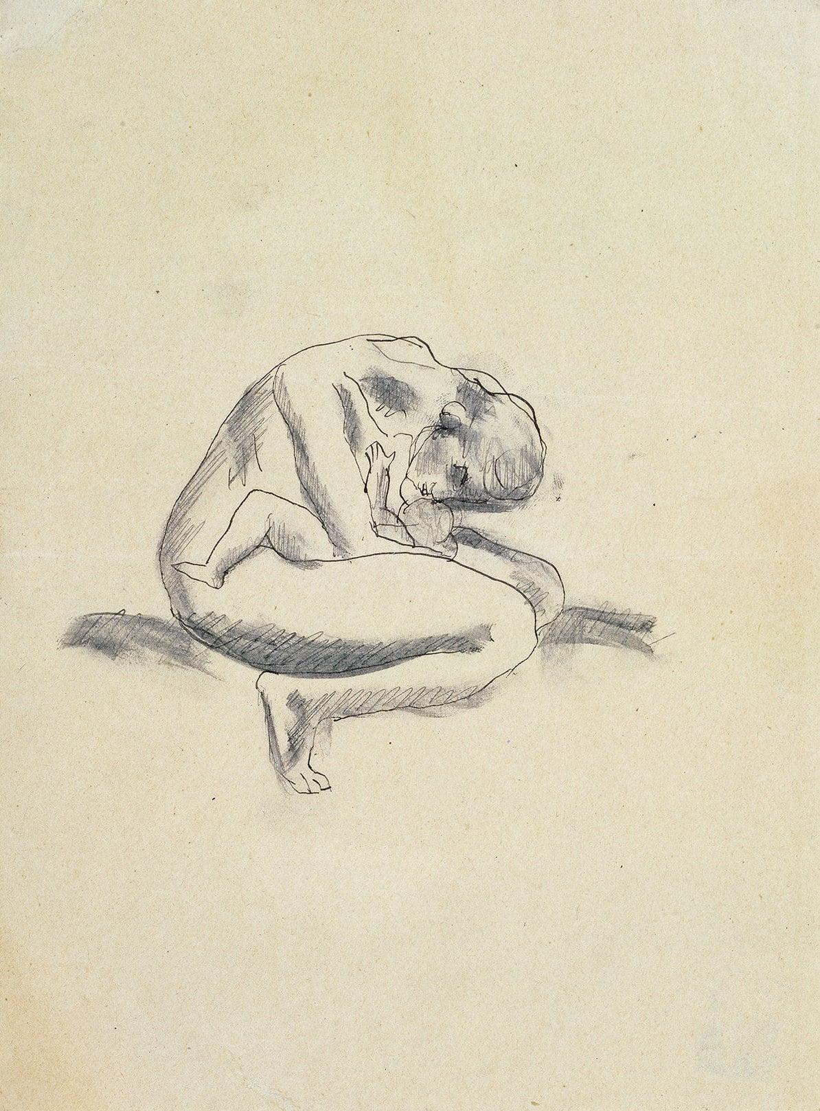 El dibujo en las colecciones de Fundación MAPFRE