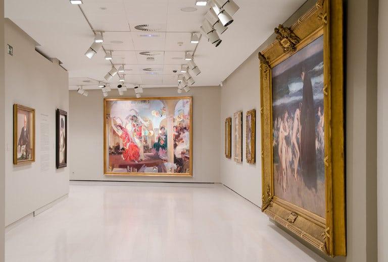 Picasso y nueva sala de fotografía