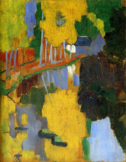 El triunfo del color. De Van Gogh a Matisee