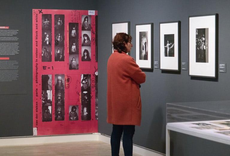 Fotografía en Madrid y Barcelona. La mirada de Derain, Balthus y Giacometti