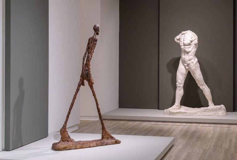 Fotografía y escultura en un año protagonizado también por la COVID-19