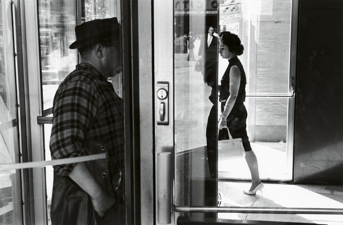 Exposición de Lee Friedlander en Madrid