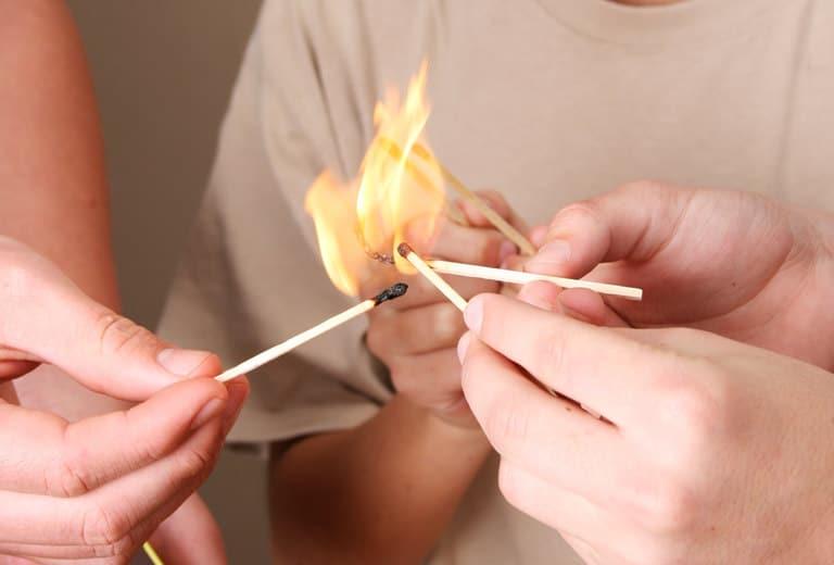 Contra las quemaduras, información y prevención