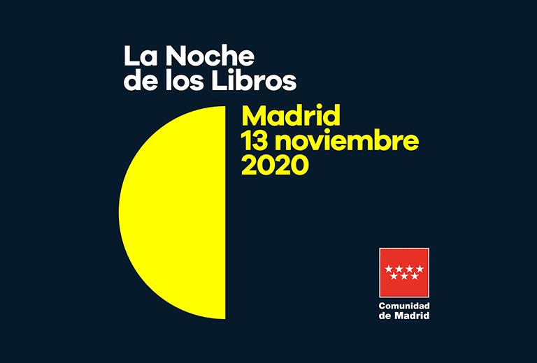 Nos unimos a la Noche de los Libros 2020