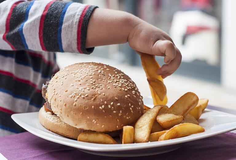 Una dieta saludable