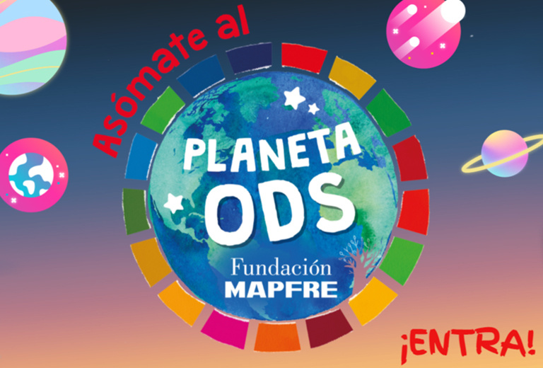 Recursos y minijuegos Planeta ODS