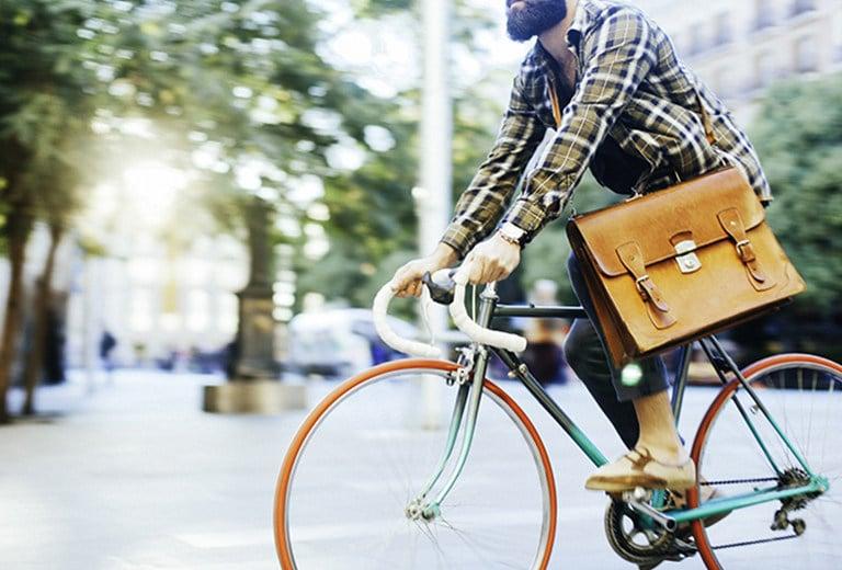 Una escapada en bici cerca de la ciudad: Barcelona