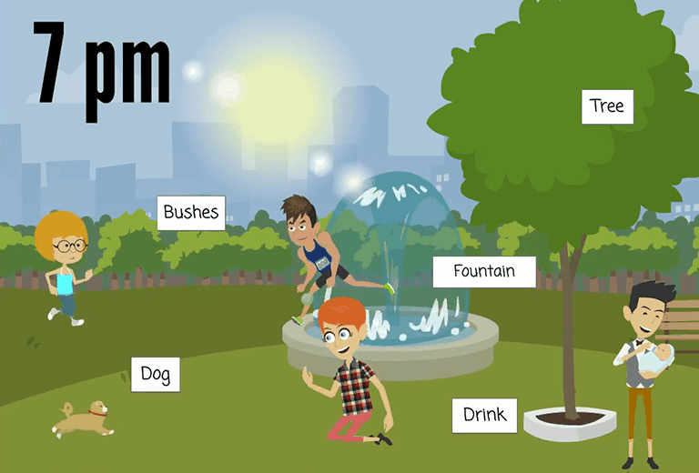 Let's learn English!: do you know what to do during a heat wave?