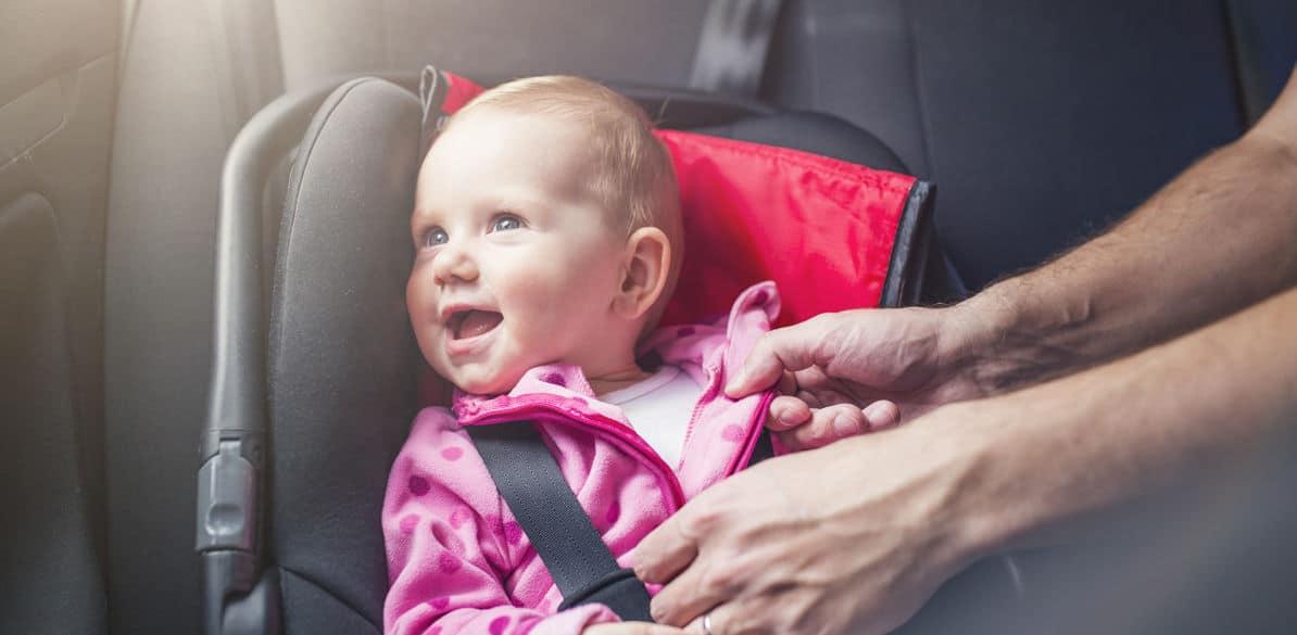 Los asientos y sillas infantiles, junto con el cinturón de seguridad niños mayores, constituyen la medida más efectiva de seguridad vial infantil