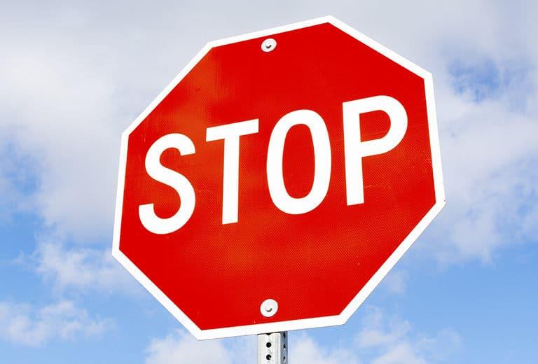 La importancia del stop y el doble stop