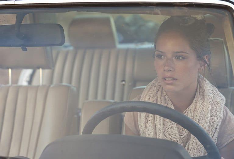Primeros síntomas de embarazo y conducción