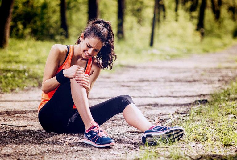Lesiones deportivas y relajantes musculares