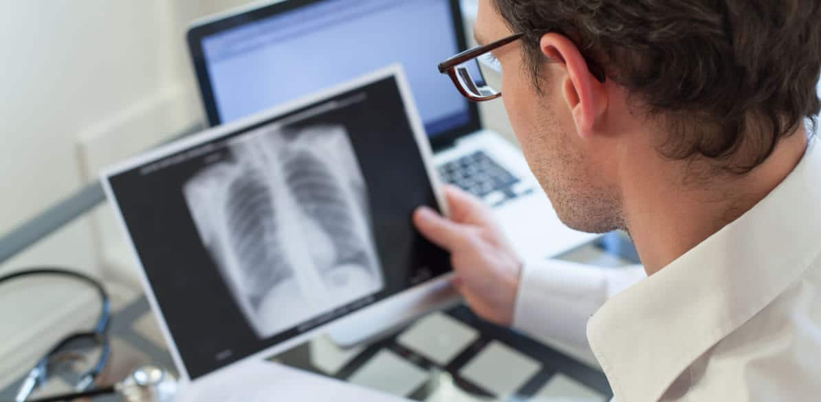 La insuficiencia respiratoria aguda se produce en un corto periodo de tiempo