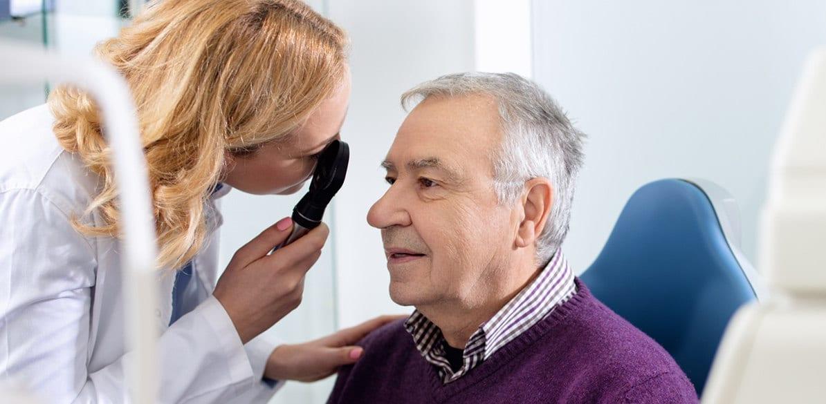 La funcion visual se ve reducida en cerca del 25% de la población mayor de 65