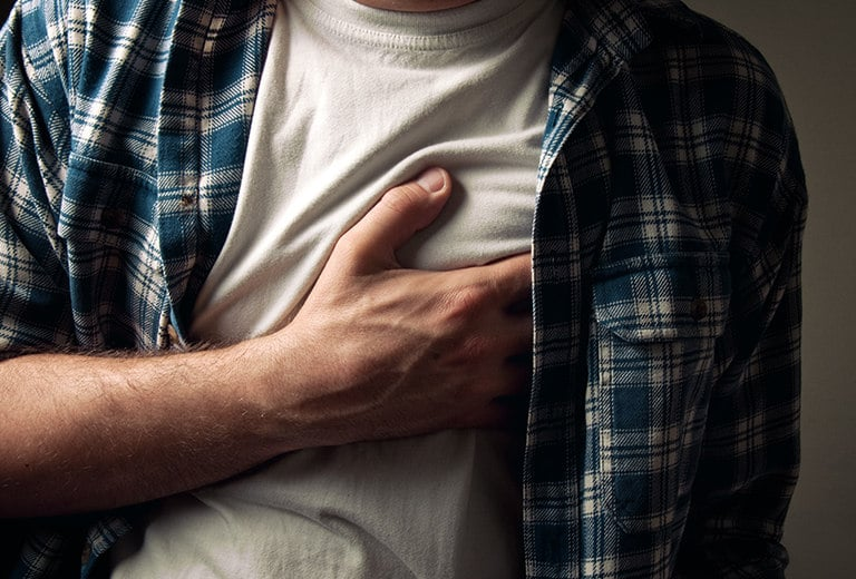Angina pectoris and its effects on driving