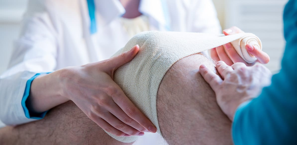 Driving tips for fractures, sprains, dislocations, and bruises