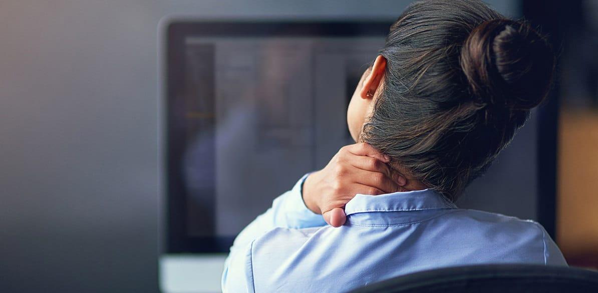Procesos de la extremidad superior que interfieren en la conducción como la cervicobraquialgia