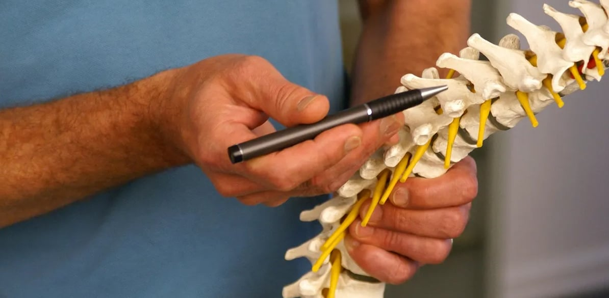 Discover what are the influence of ankylosing spondilytis and bone disorders on driving