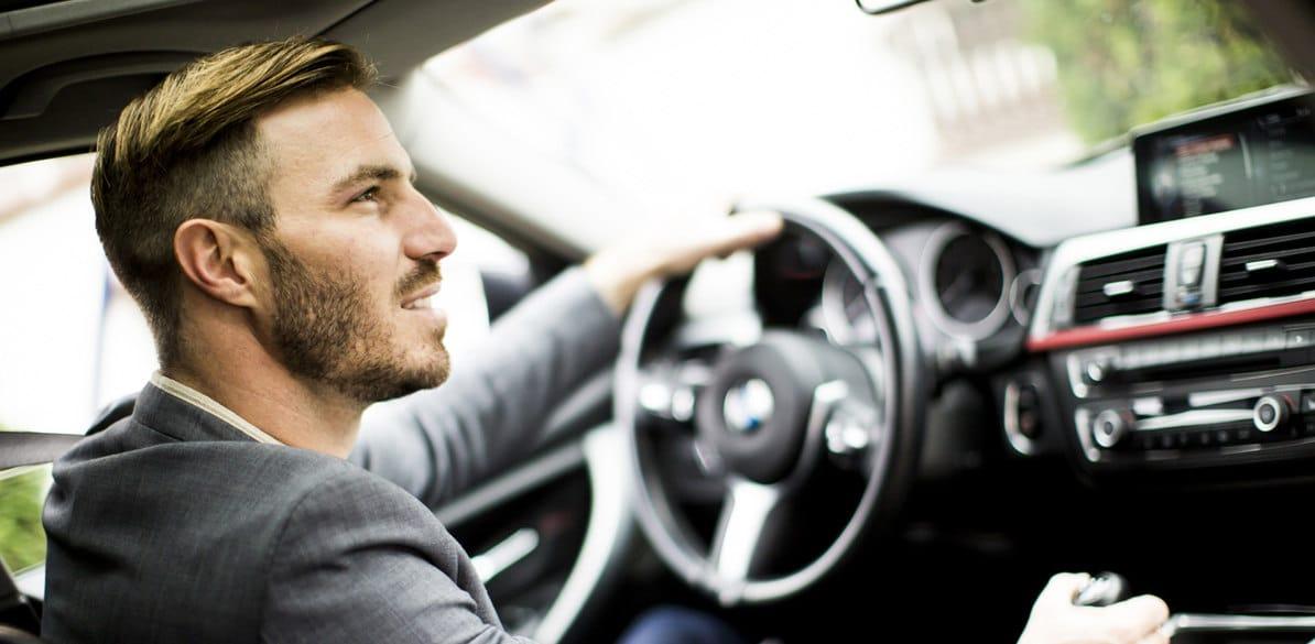 El conductor epiléptico tiene un riesgo potencial de accidente