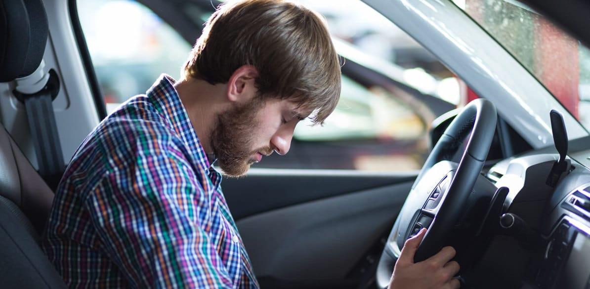 Uno de cada tres conductores ha sentido alguna vez sueño preocupante al volante