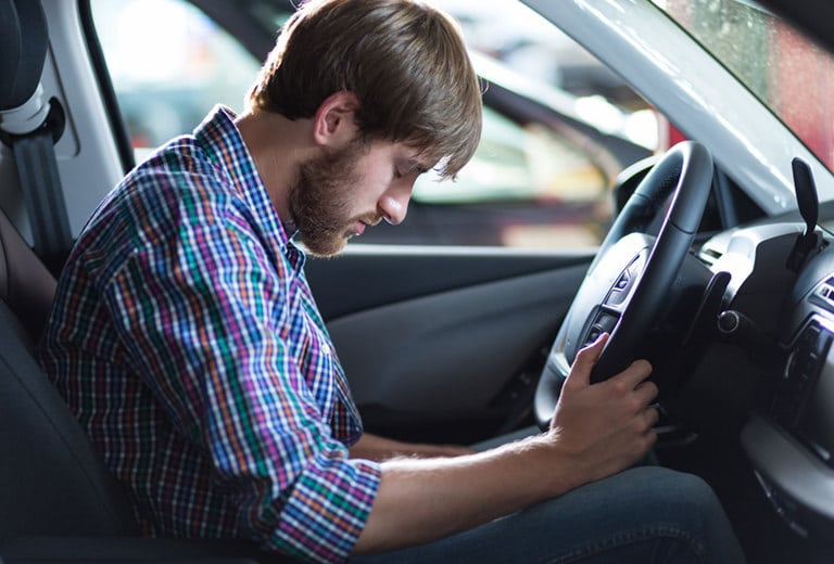 Sueño y fatiga, y su influencia al volante