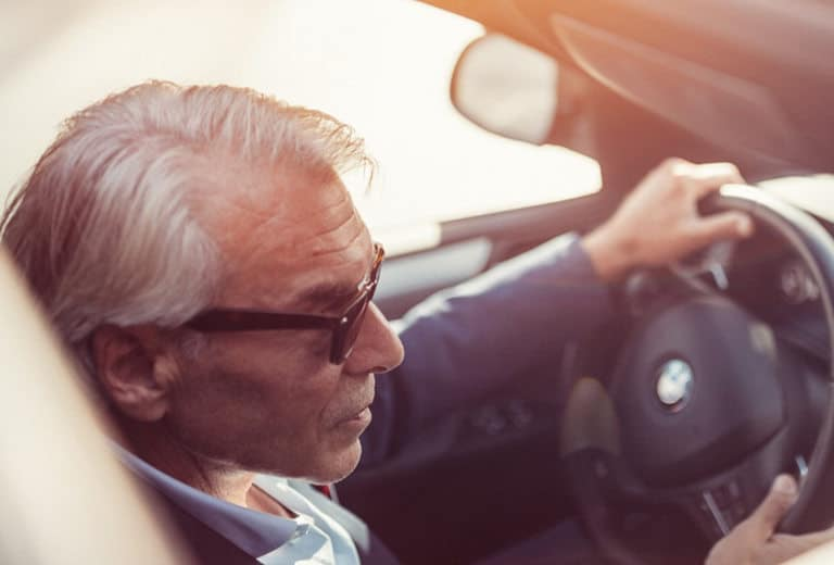 Aging, cataracts, and their influence in driving