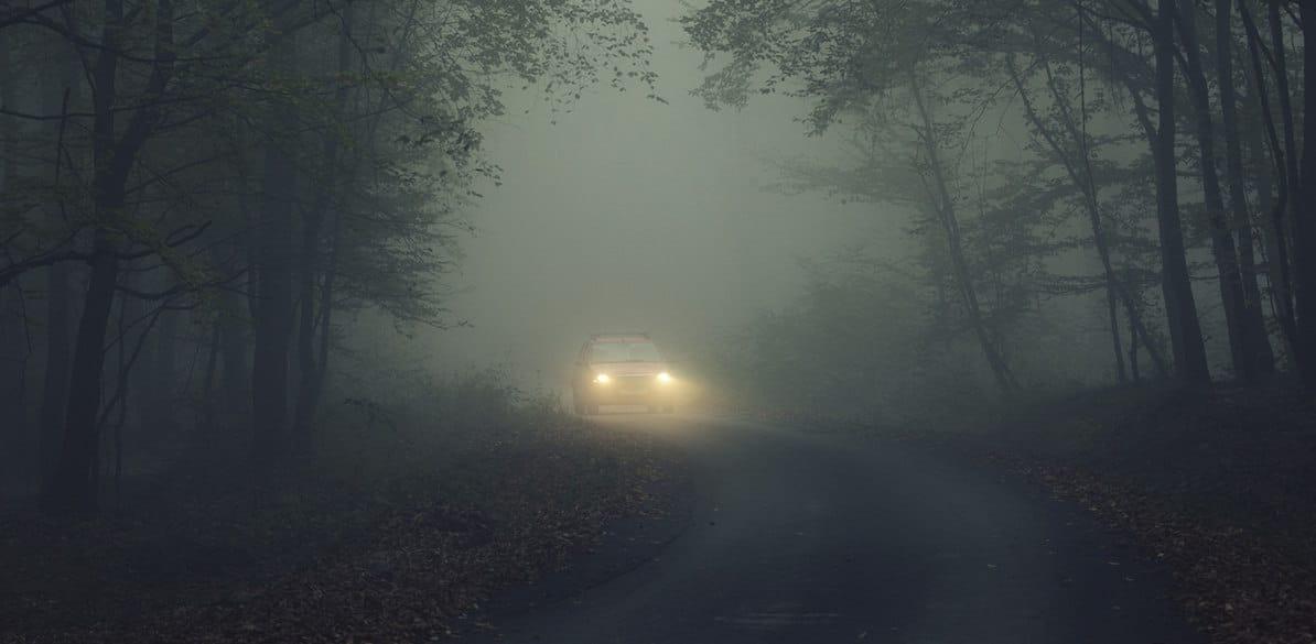 Los fenómenos atmosféricos alteran las circunstancias normales del tráfico y pueden ser causas de accidentes