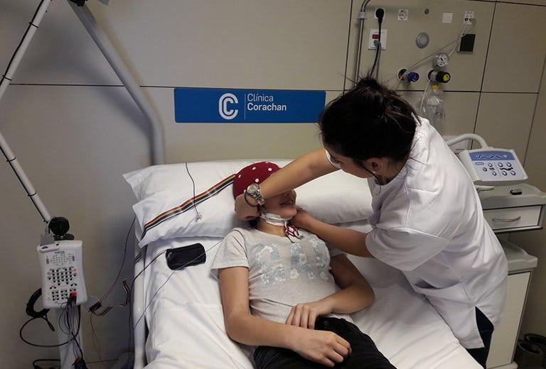 Dispositivo capaz de registrar y predecir una crisis de epilepsia