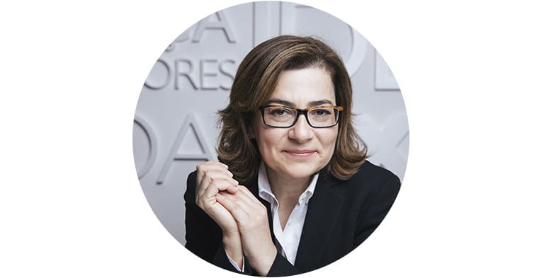 Directora de Sostenibilidad y Fundación MAPFRE