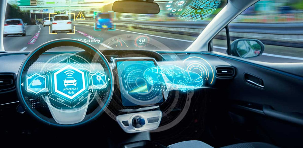 The challenges of artificial intelligence applied to the new automotive industry
