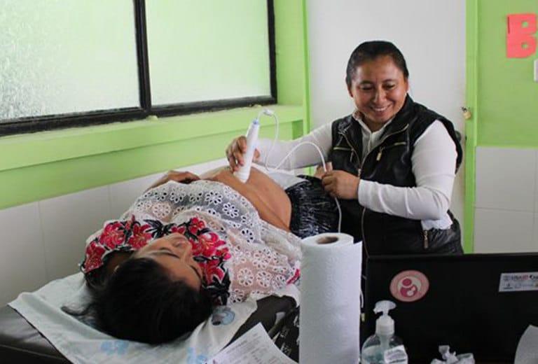 FUNDACIÓN EHAS por su programa: Embarazo Saludable